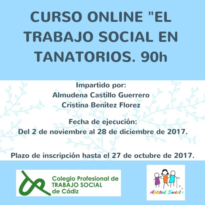 Portal del colegio profesional de trabajo social de cadiz for Trabajo de interna en barcelona