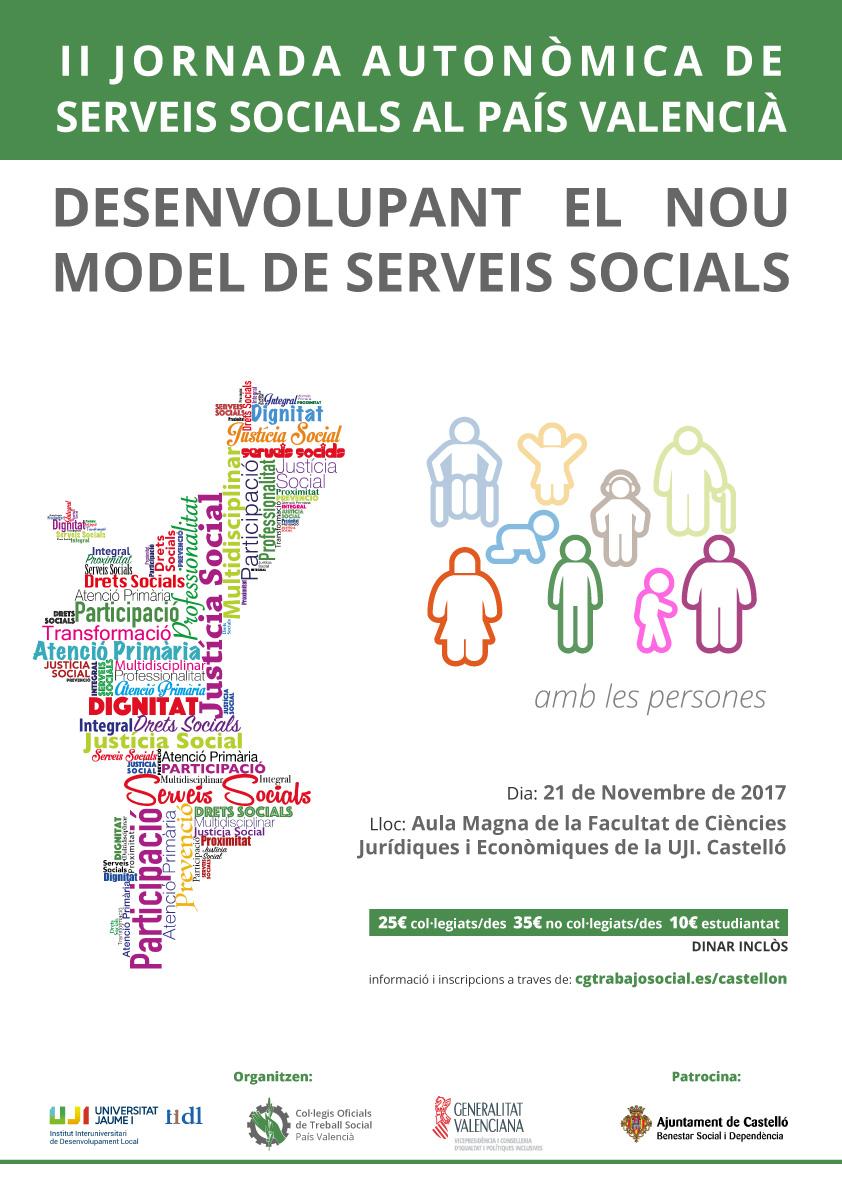 II Jornada Autonòmica Serveis Socials País Valencià