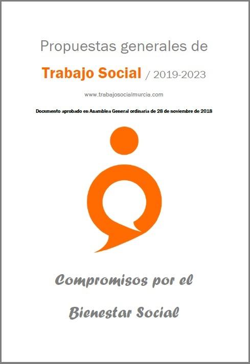 Portada y enlace documento de propuestas 2019-2023