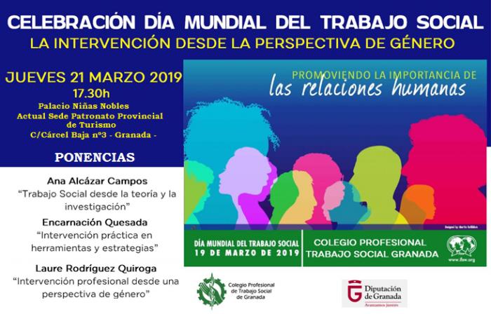 Portal Del Consejo General Del Trabajo Social Día Mundial Ts